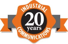 Industrial Communications 20 years